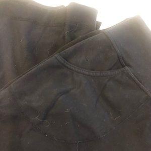 Lululemon sweat pants- Black